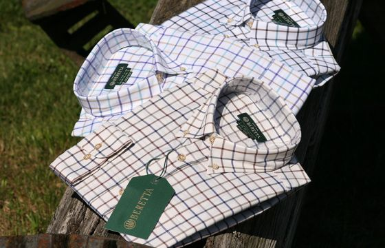 New Shirts From Beretta