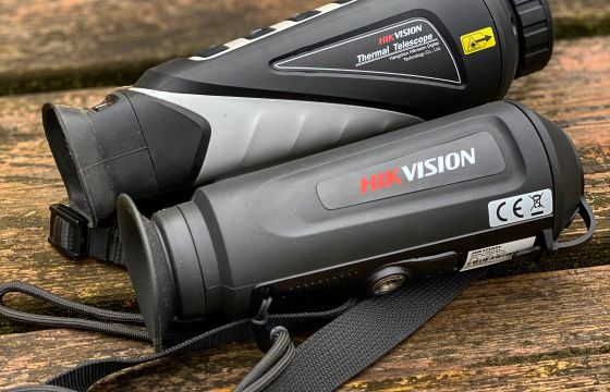 HIK VISION THERMAL SPOTTERS