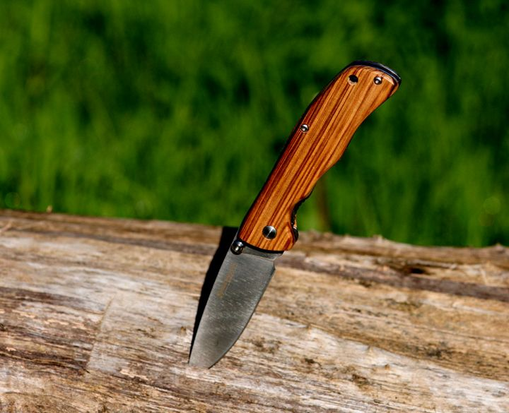 magnum backpacker folding knife