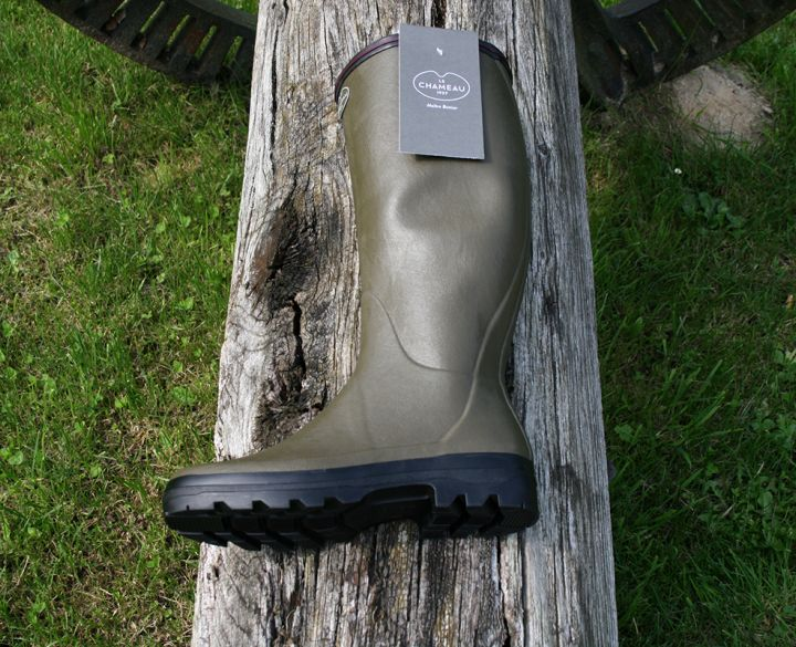 Le Chameau Giverny Ladies Boot
