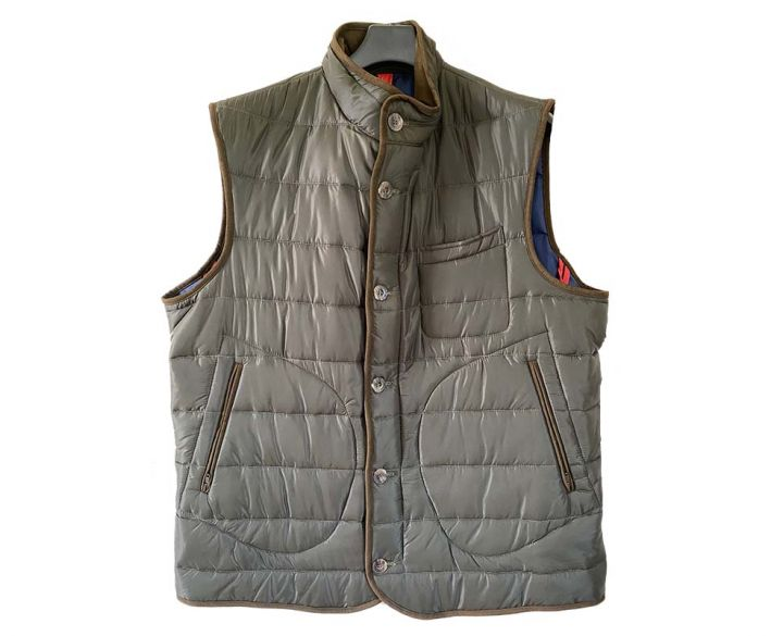 Laksen Donnington Quilted Vest (Green)