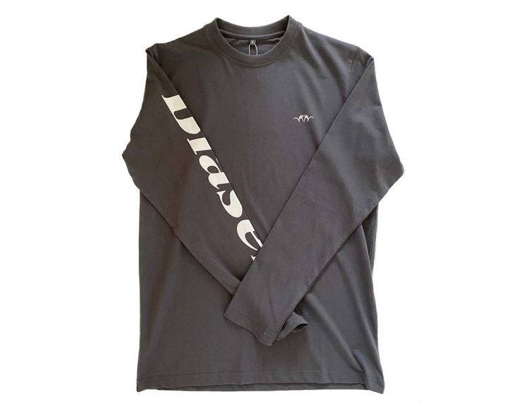 Blaser Long Sleeve T-Shirt Anthracite (Small)