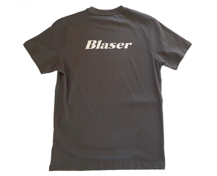 Blaser Short Sleeve T-Shirt Anthracite (Small)