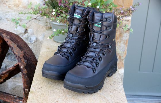 Ridgeline Warrior Walking Boots Brown