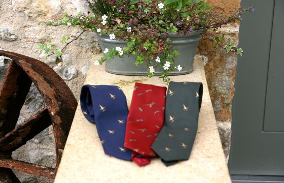 Fort & Stone Ties
