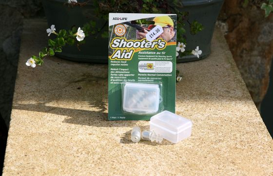 Shooter's Aid Earplugs