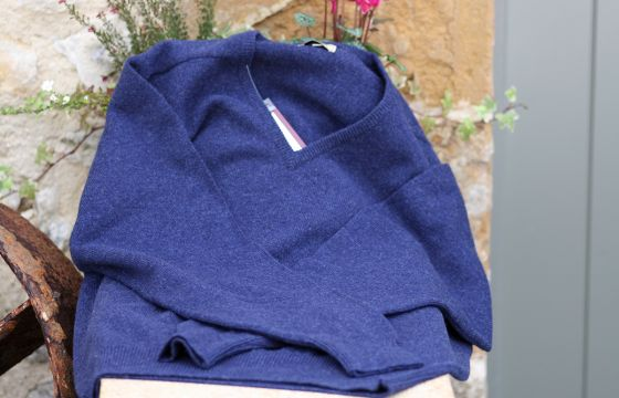 William Lockie Lambswool Jumper - Astra
