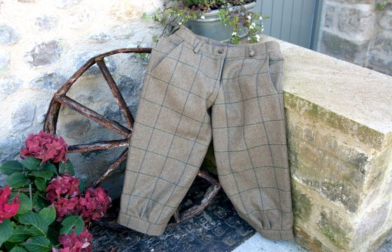 Laksen Breeks Tweed Ladies