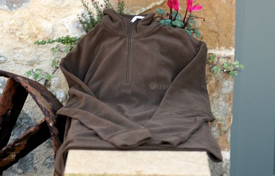 Beretta  Fleece - Brown