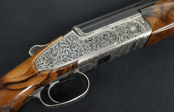 Blaser Custom III Heritage Scroll 12g 30""