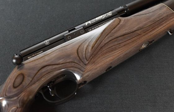 BSA R10 THUMBHOLE LAMINATED