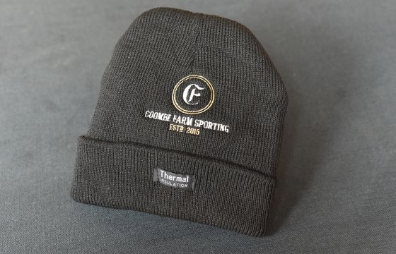 Coombe Farm Sporting Woolly Hat
