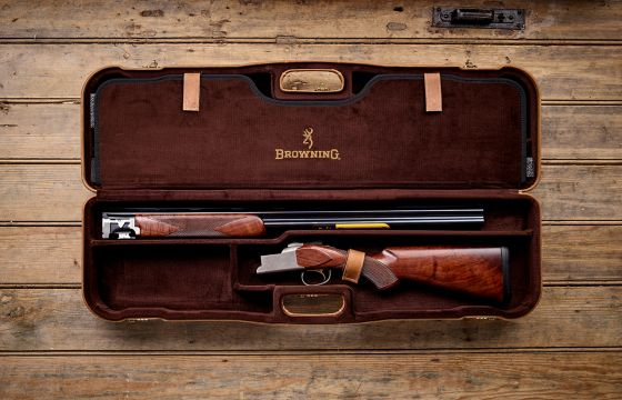 BROWNING B725 HUNTER G3 12 GAUGE