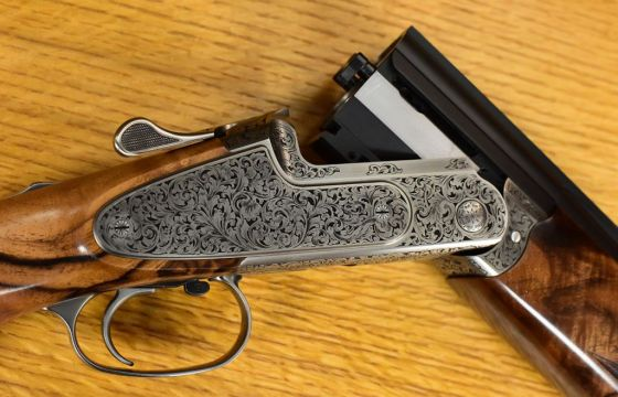 Blaser CUSTOM III HERITAGE SCROLL