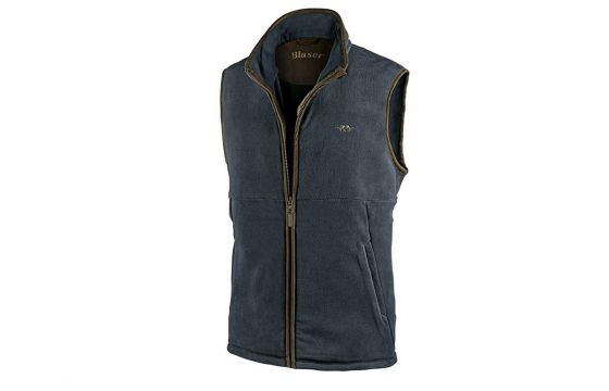 Blaser Fleece Vest Philipp - Blue