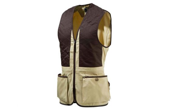 Beretta Trap Cornstalk & Coffee Bean Vest