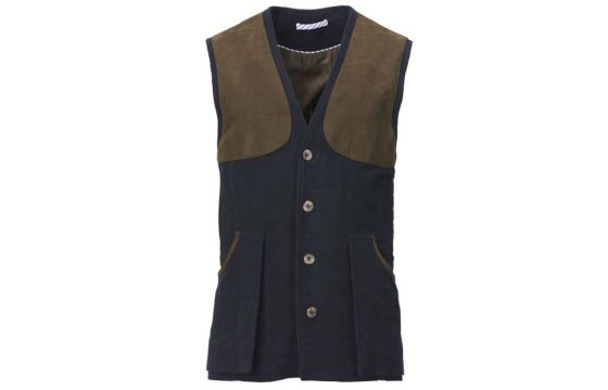 Laksen Broadlands Vest (Navy)