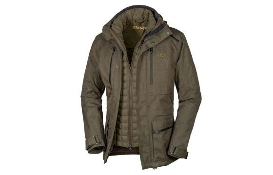 Blaser Hybrid 2 in 1 Shooting Jacket (Small)