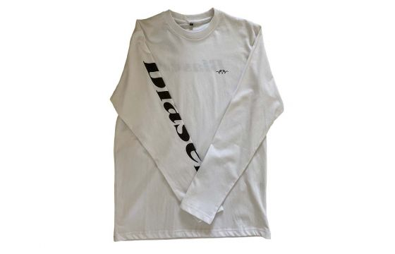 Blaser Long Sleeve T-Shirt White (Small)