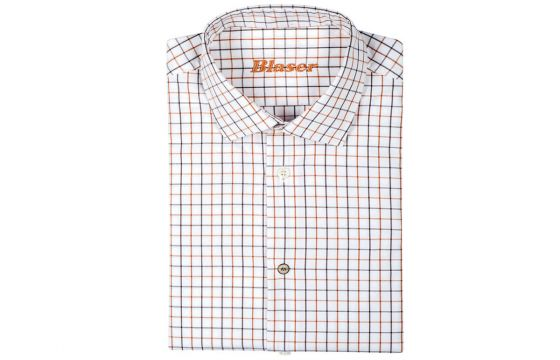 Blaser Oxford Shirt - Brown Check