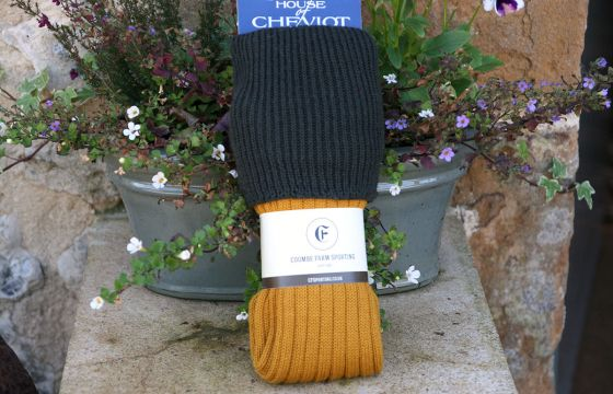 House of Cheviot Lomond Sock